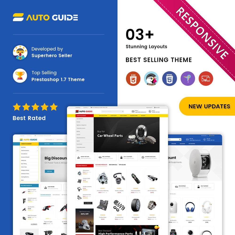 theme - Coches y Motos - Autoguide - La Mega Motor Store - 1
