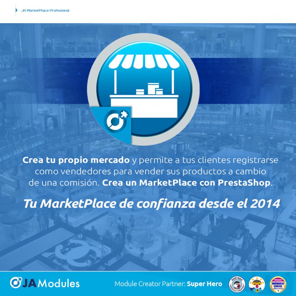 module - Creación de Marketplace - JA Marketplace PROFESIONAL - 1