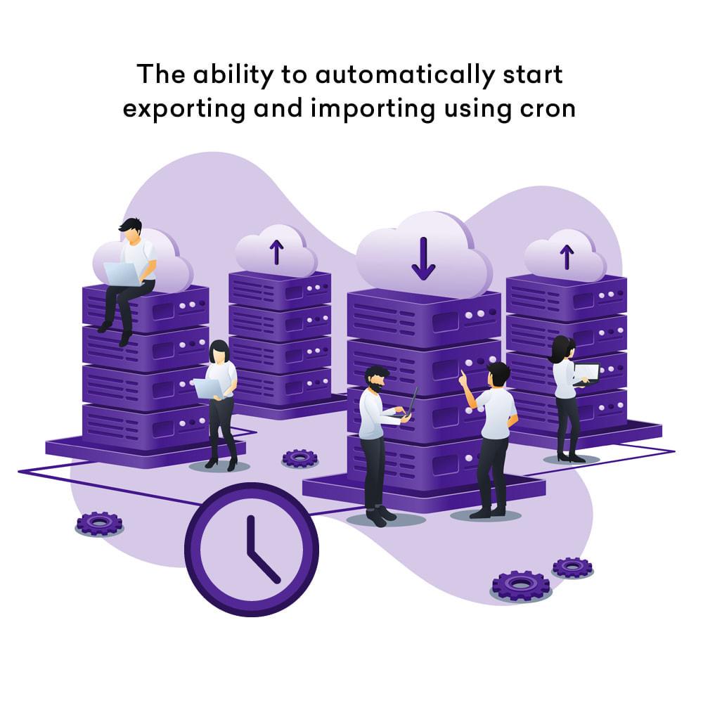 module - Importación y Exportación de datos - Advanced Export Products Orders Cron CSV Excel - 7