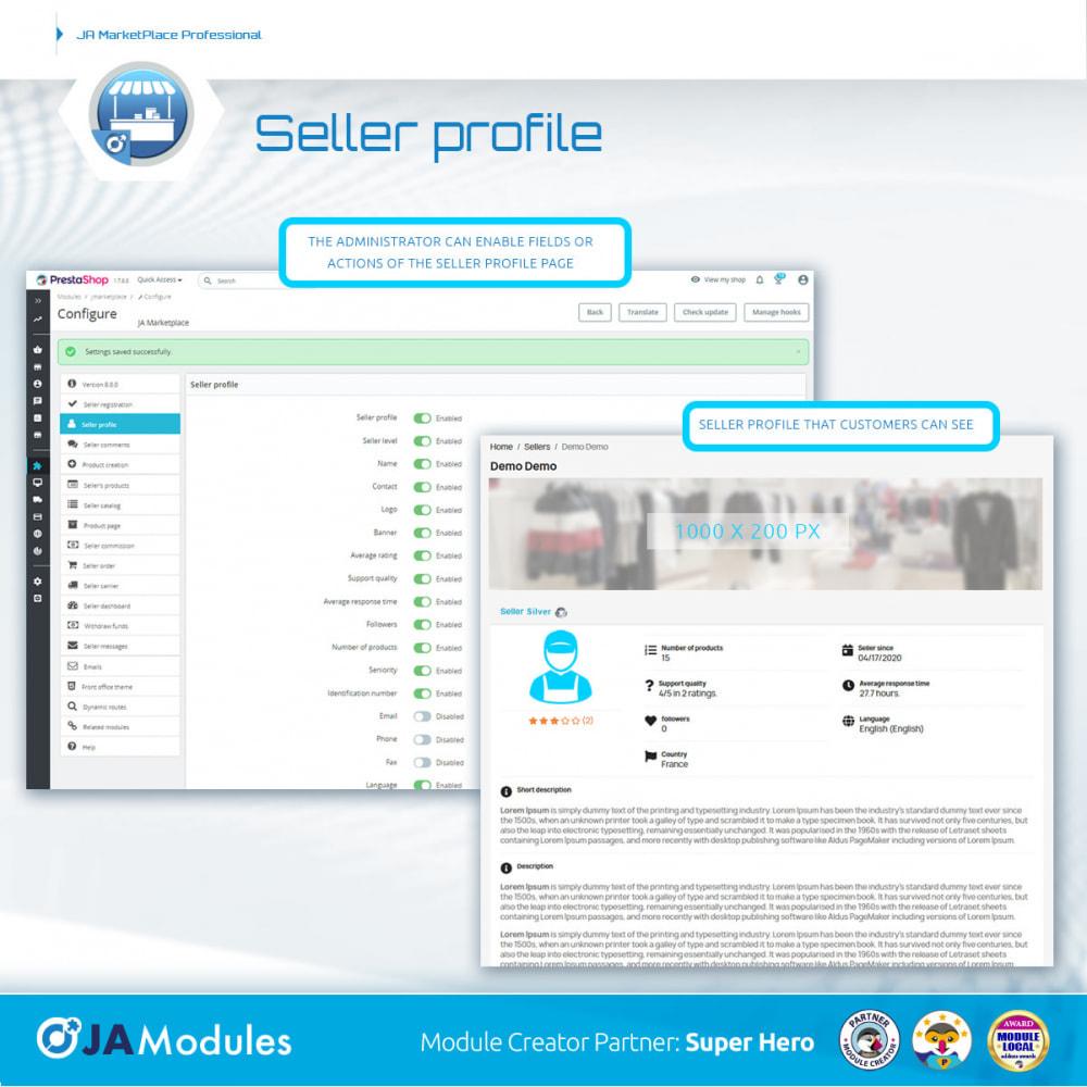 module - Marketplace Erstellen - JA Marketplace - 8