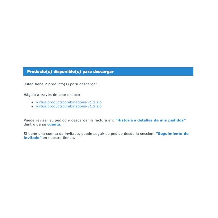 module - Productos Digitales (de descarga) - Virtual products with combinations - 15