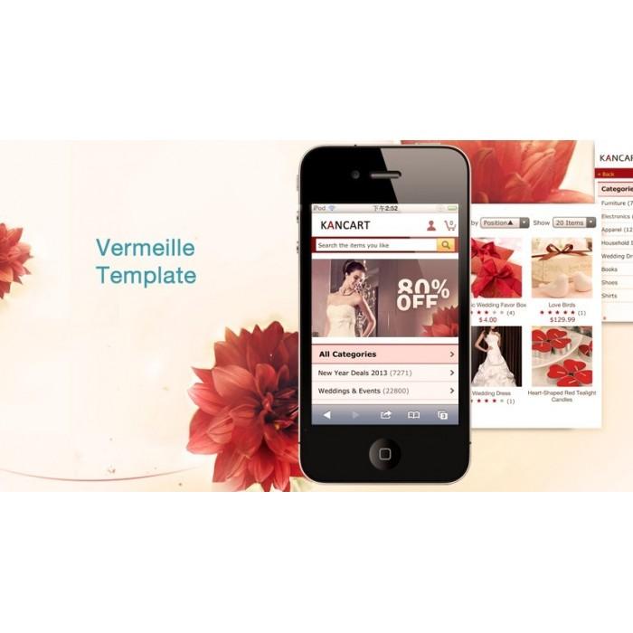 module - Dispositivos móviles - Kancart Freemium HTML5 Mobile & APP - 3