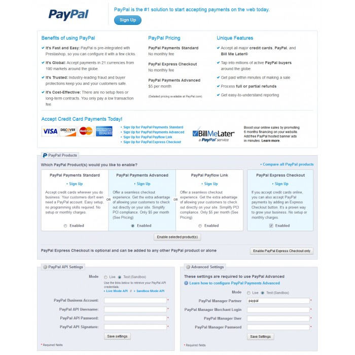 module - Payment by Card or Wallet -  - 1