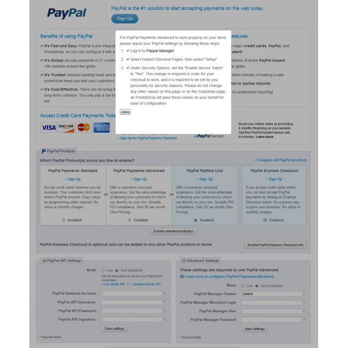 module - Creditcardbetaling of Walletbetaling -  - 5