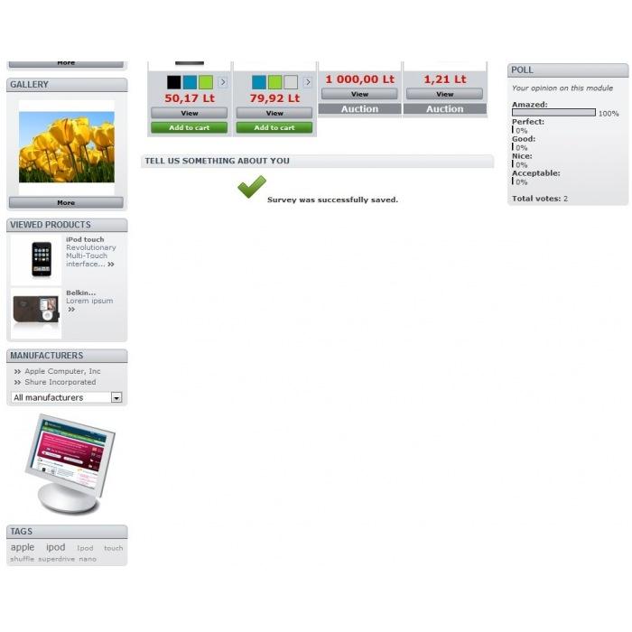 module - Formulario de contacto y Sondeos - Survey & Poll builder - 9