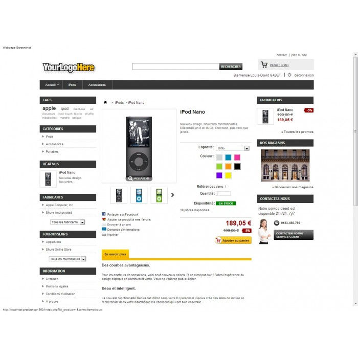 module - Formularz kontaktowy & Ankiety - Ask Infos Seller - 1