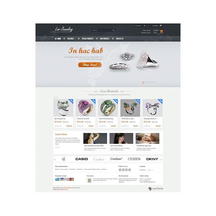 theme - Sieraden & Accessoires - Leo Jewelry - 4