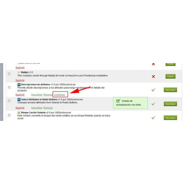 module - Combinaciones y Personalización de productos - Descripciones de atributos - 6