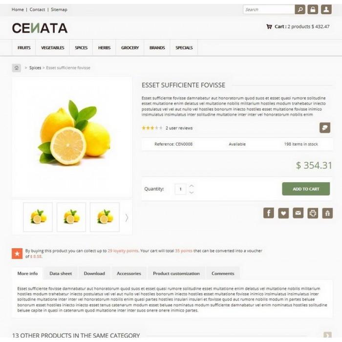 Cenata new