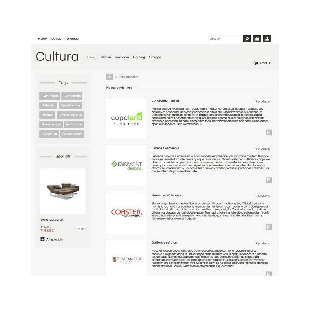 theme - Home & Garden - Cultura - 5