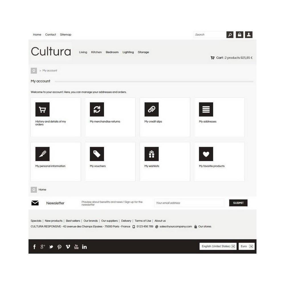 theme - Home & Garden - Cultura - 7