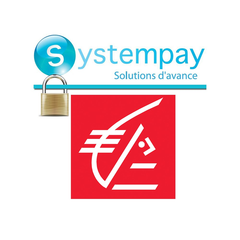 module - Creditcardbetaling of Walletbetaling - Caisse d'Epargne - SystemPay - 1