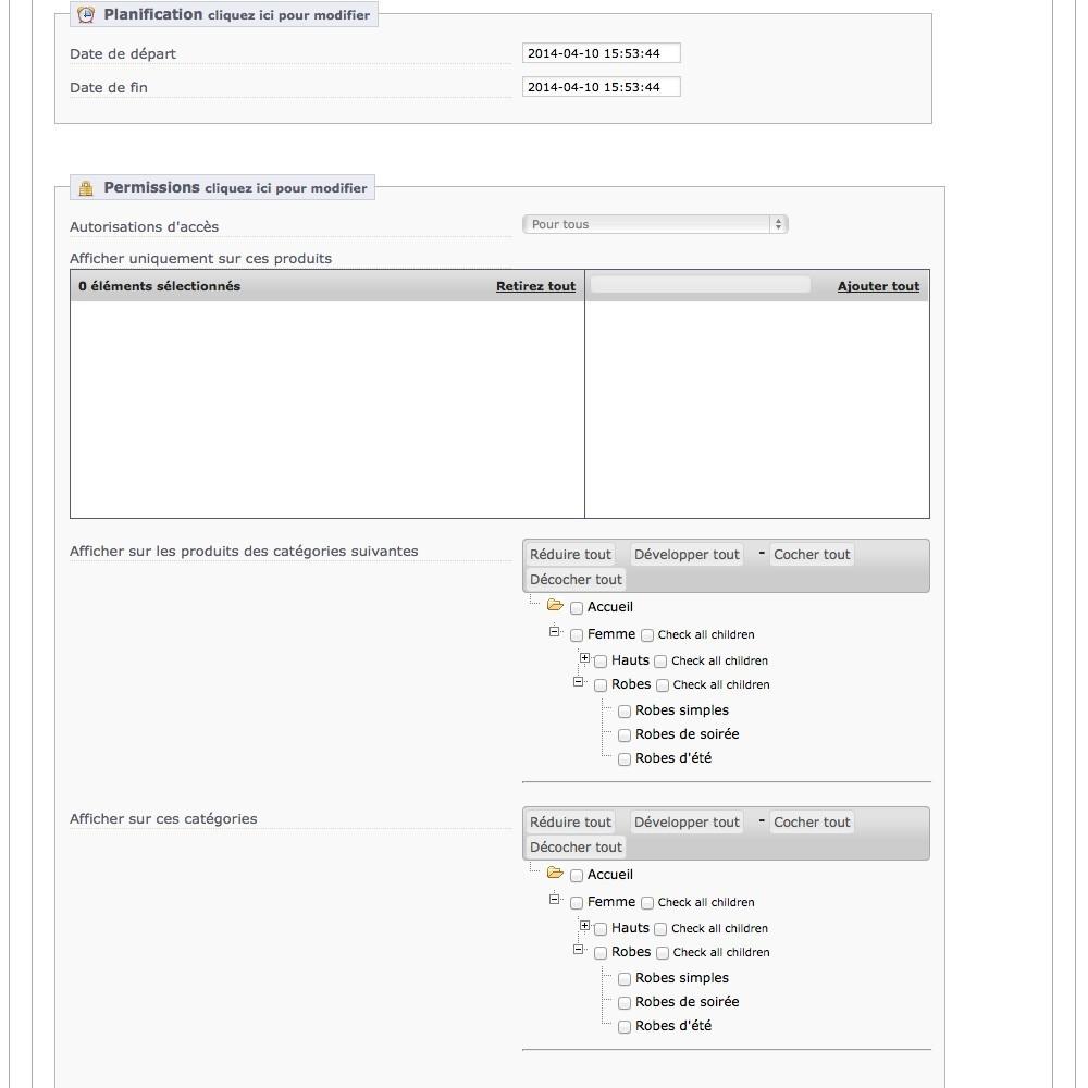 module - Sliders & Galeries - Ads & Slideshow, des blocs et diaporamas sur vos pages - 6