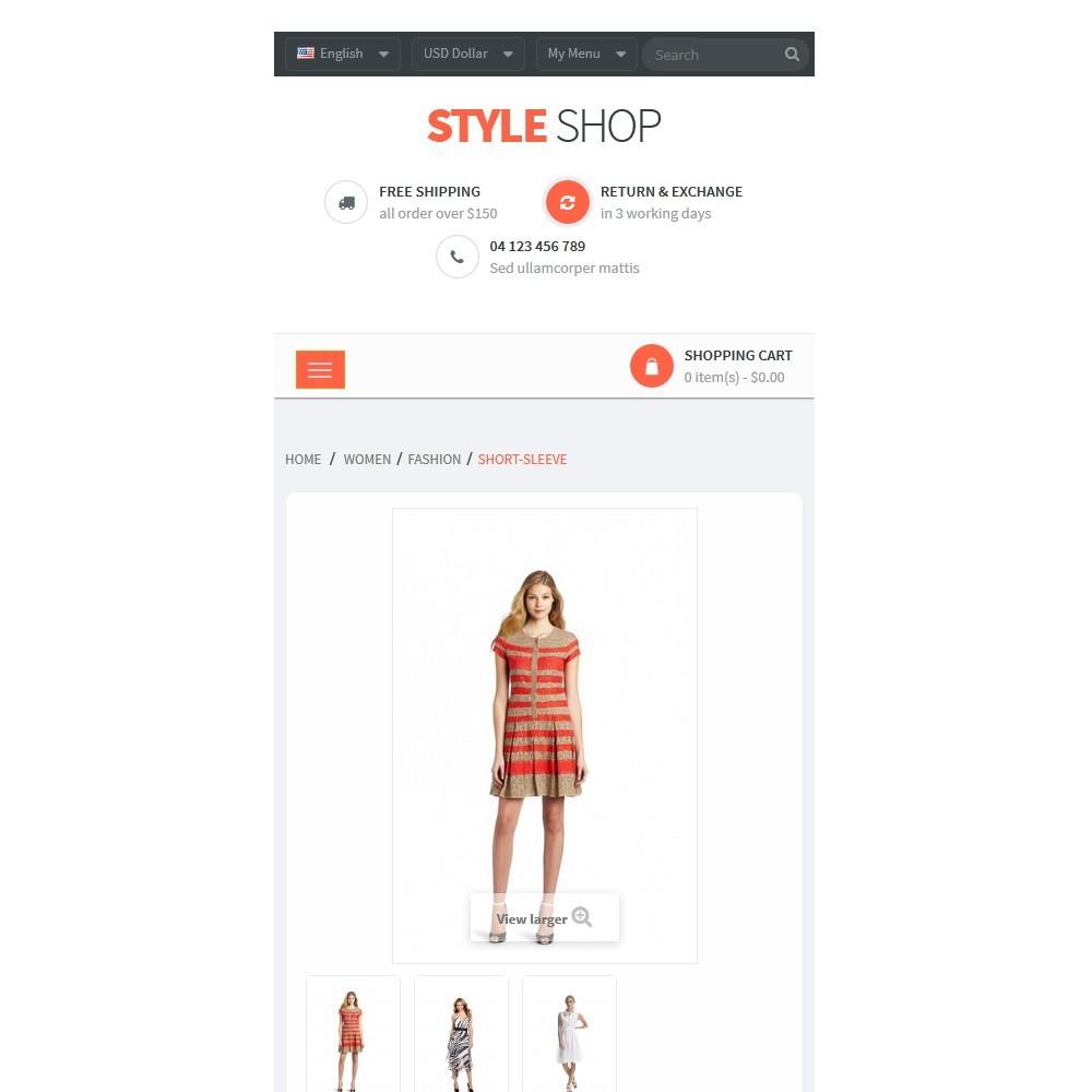 theme - Moda & Obuwie - Leo StyleShop - 9
