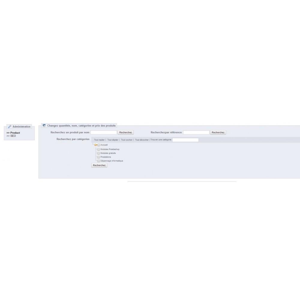 module - Edition rapide & Edition de masse - Fastmanager - administration en masse de vos produits - 17