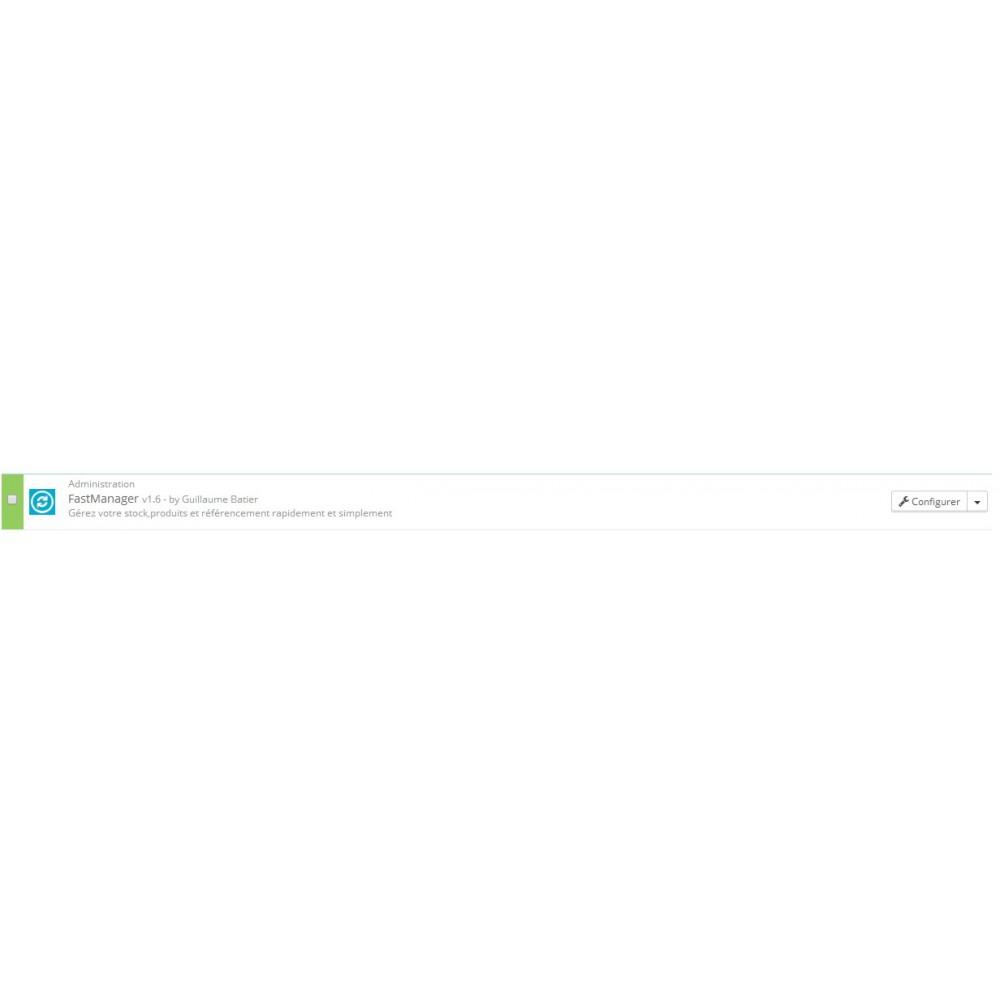 module - Edition rapide & Edition de masse - Fastmanager - administration en masse de vos produits - 45
