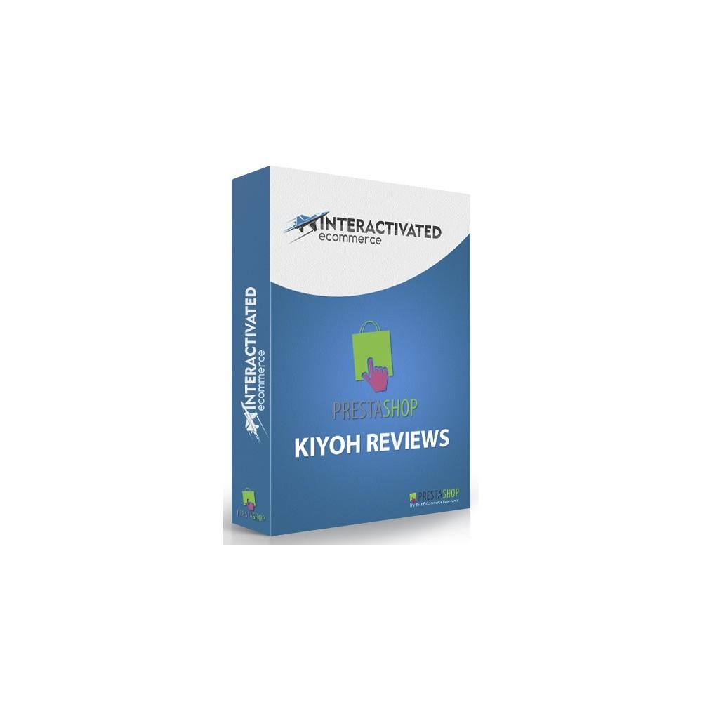module - Klantbeoordelingen - Kiyoh klantbeoordelingen internationaal - 4