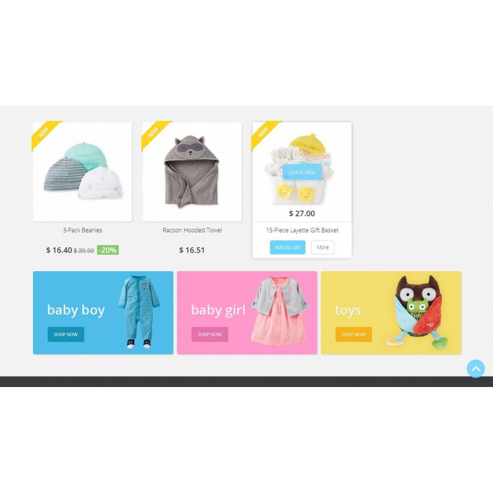 theme - Kinder & Spielzeug - Baby Market 1.6 Responsive - 3