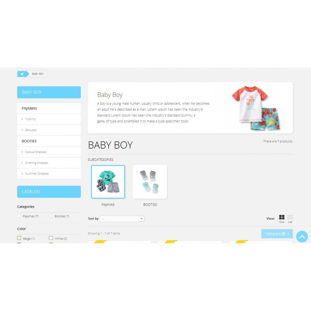 theme - Kinder & Spielzeug - Baby Market 1.6 Responsive - 4