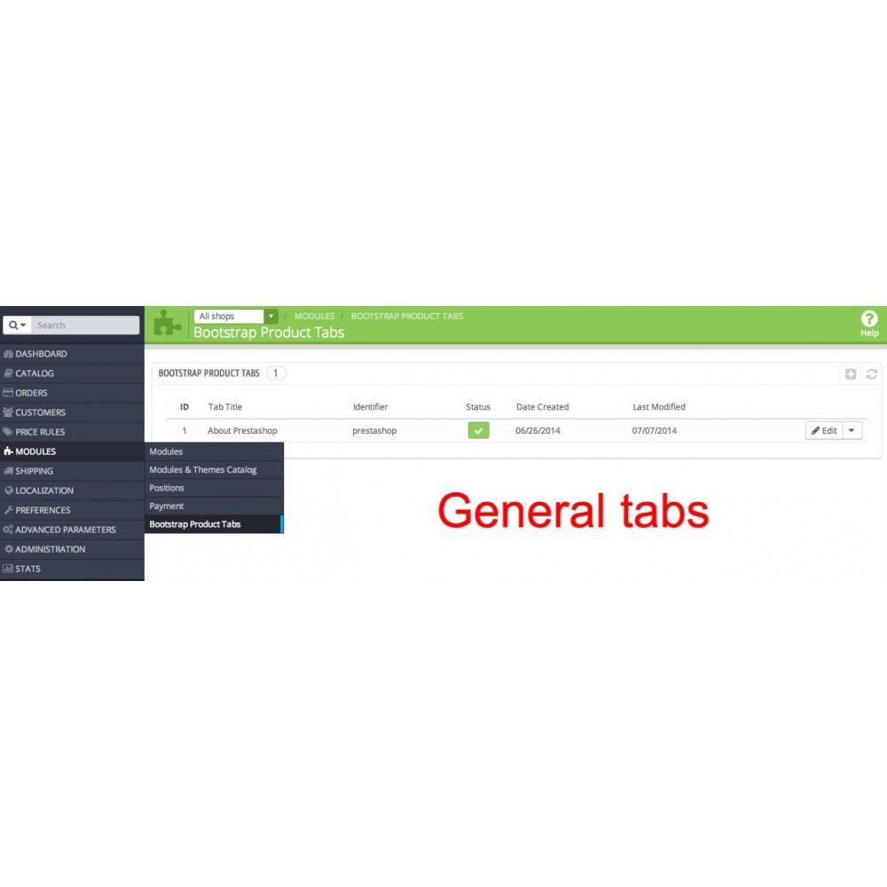 module - Informação Adicional & Aba de Produto - Responsive Product Tabs & Accordion - 2