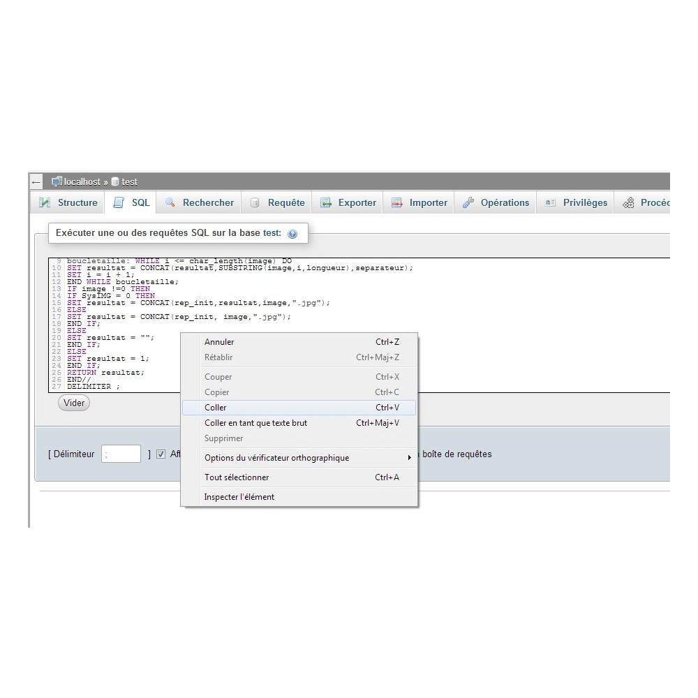 module - Import & Export de données - EXPORT CATALOGUE AU FORMAT CSV - CSVLS2 - 5