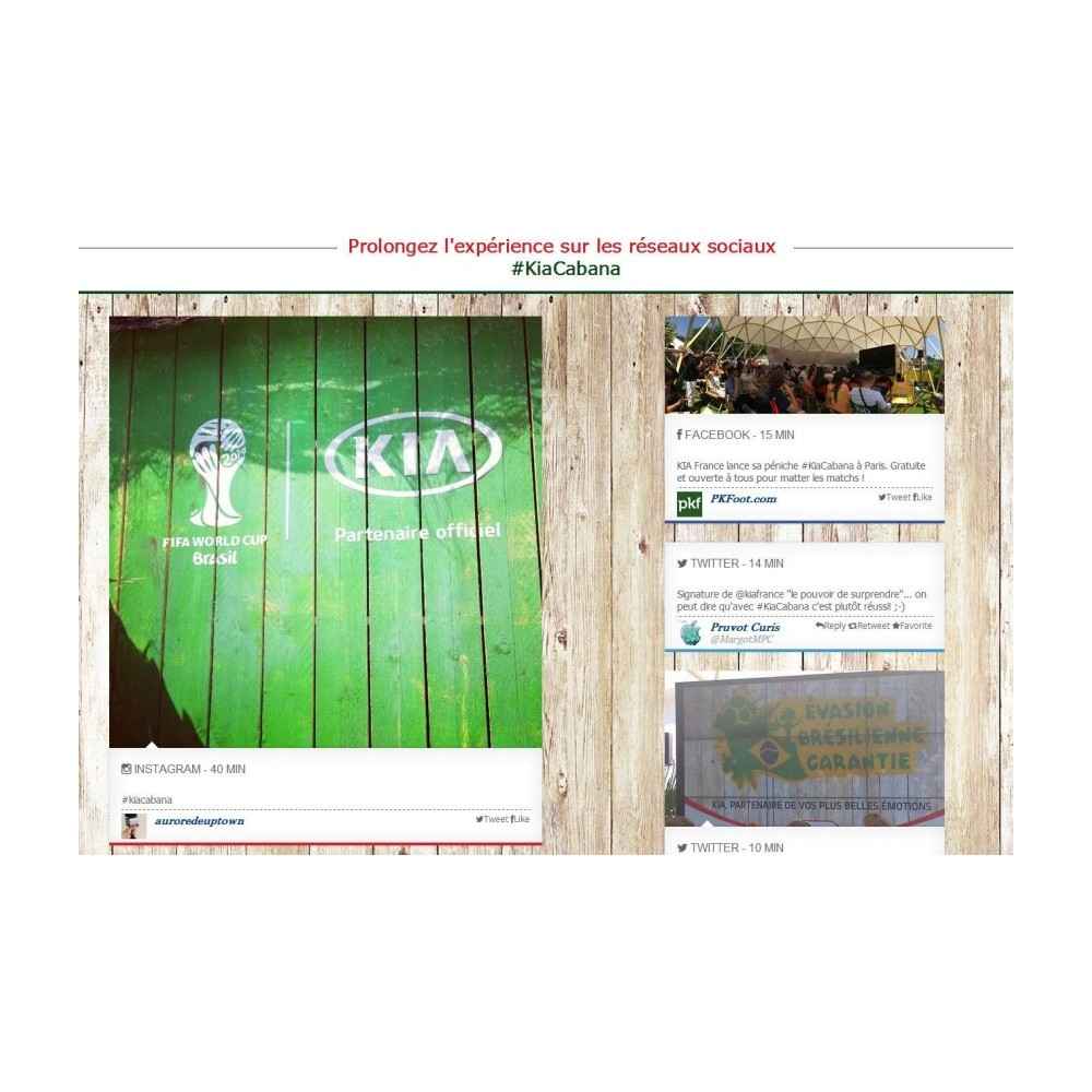 module - Widgets réseaux sociaux - Dialogfeed, affichez un social wall sur votre site - 6