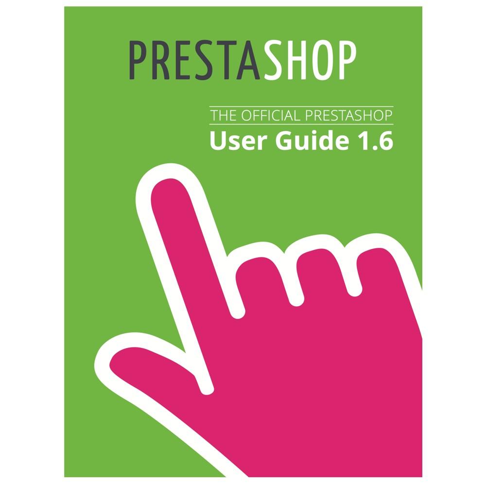 other - Guia do usuário - PrestaShop 1.6 User Guide - 1