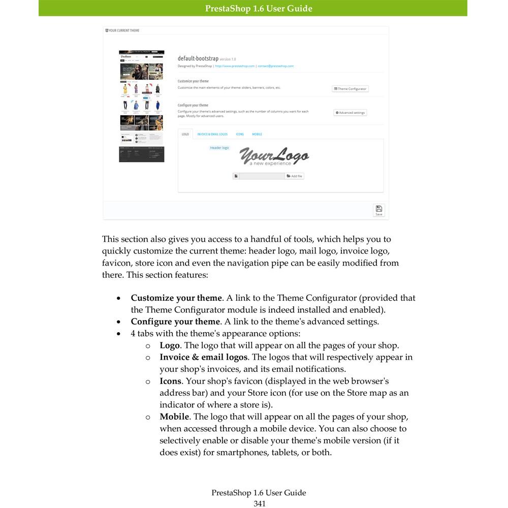 other - Guida dell'utente - PrestaShop 1.6 User Guide - 3