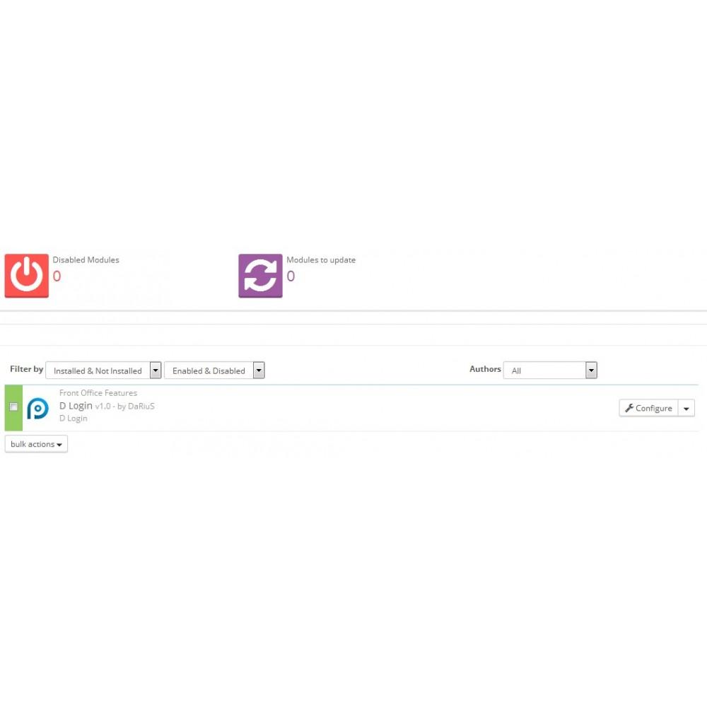 Prestashop 1.6 модуль быстрой покупки