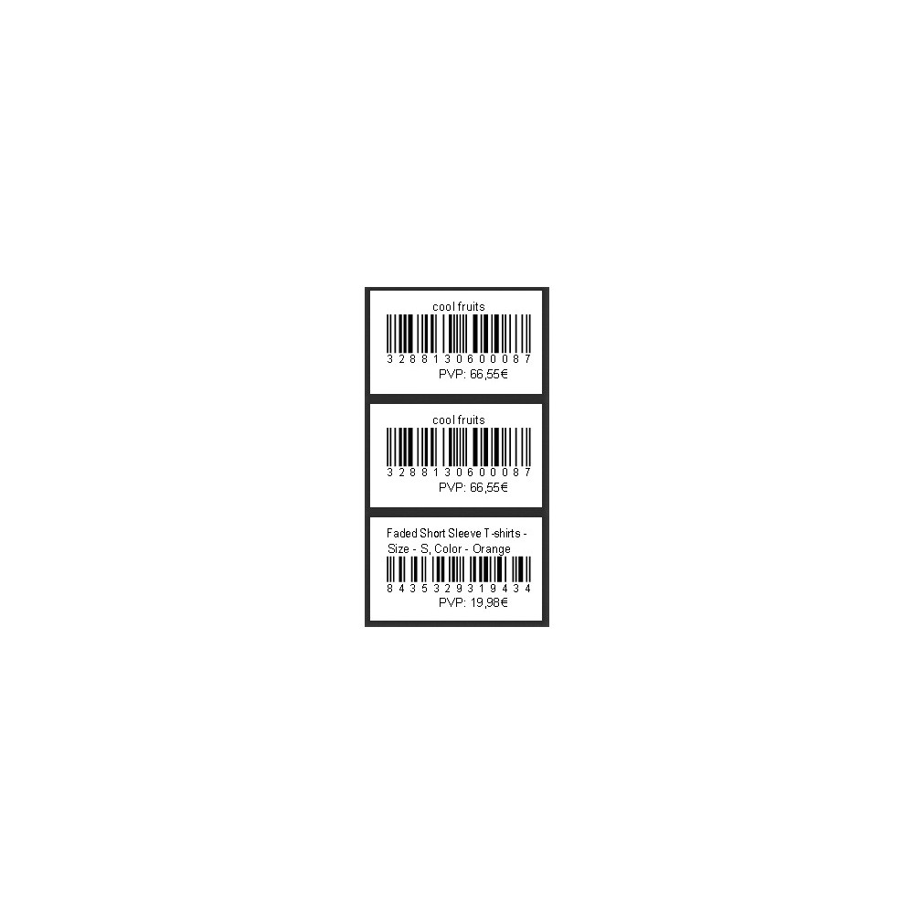module - Bestands & Lieferantenmanagement - Barcode and EAN13 generator - 4