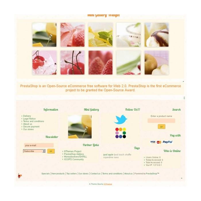 theme - Alimentation & Gastronomie - CELINE - 5