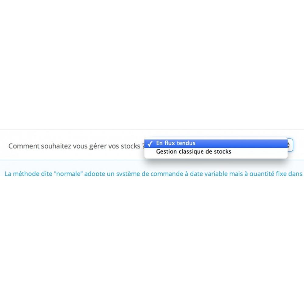module - Connexion à un logiciel tiers (CRM, ERP...) - My Easy ERP - 30