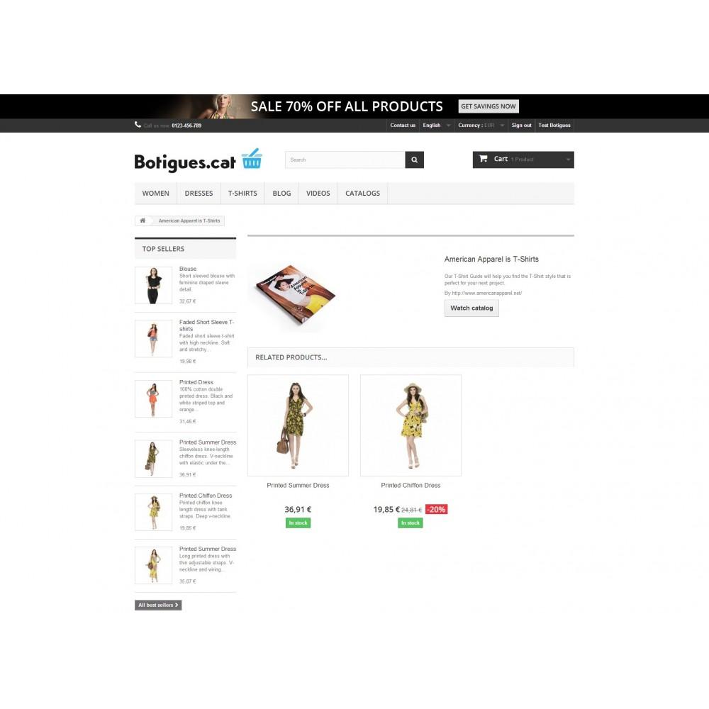 module - Personalización de la página - Manager de Documentos - 2