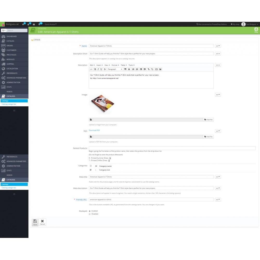 module - Personalización de la página - Manager de Documentos - 4