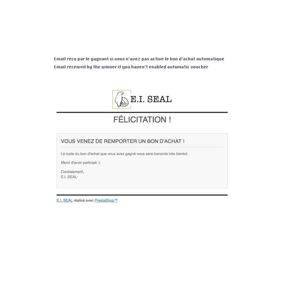 module - Jeux-concours - Chasse au trésor / FindClover - 14