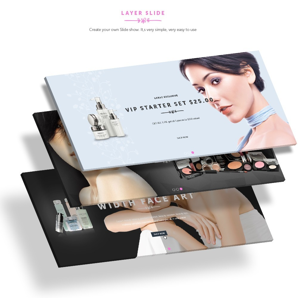theme - Health & Beauty - Cosmetic Shop - 4