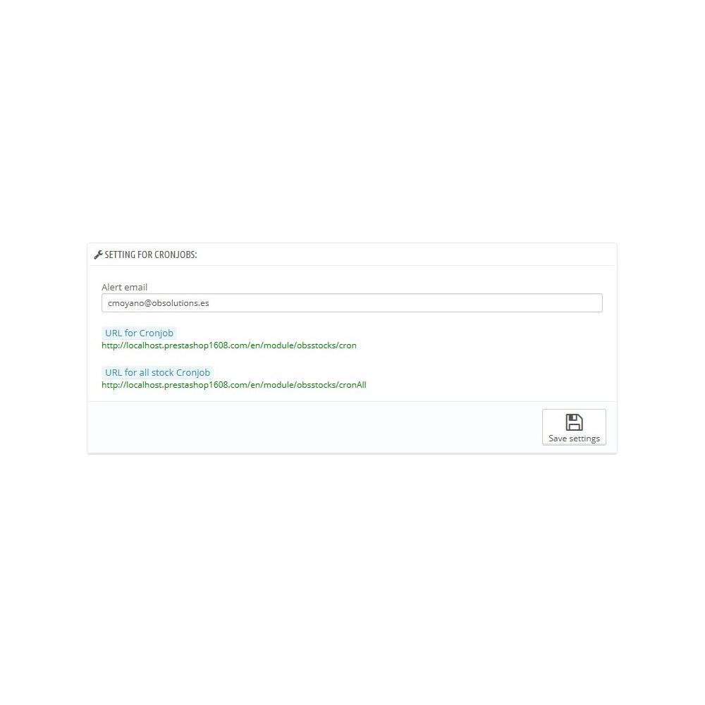 module - Edición Rápida y Masiva - Actualizar stock y precios vía CSV/URL/FTP + Alertas - 10