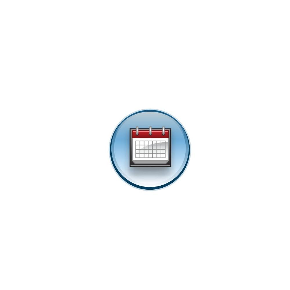 module - Blog, Foro y Noticias - Eventos Online - 1