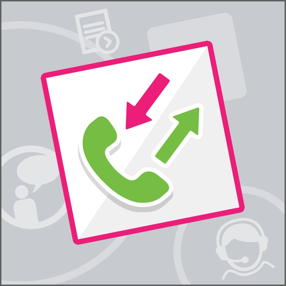 module - Support & Chat Online - Call Back - 1