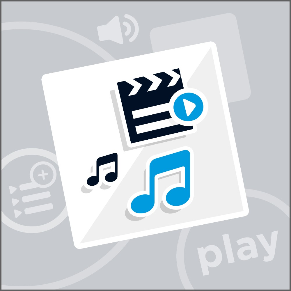 module - Video's & Muziek - Productgebonden media (Audio / Video) - 1
