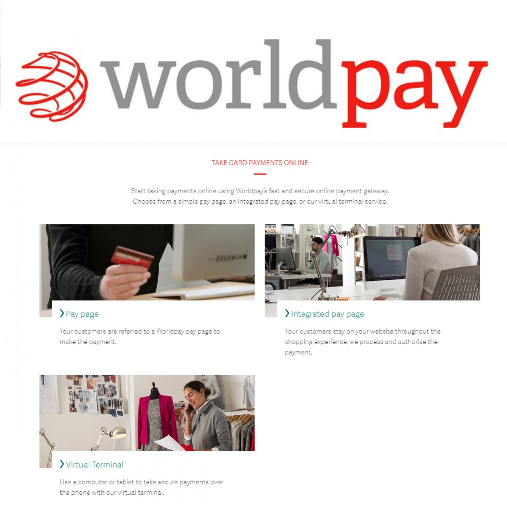 module - Payment by Card or Wallet - WorldPay 1.5, 1.6 & 1.7 - 2