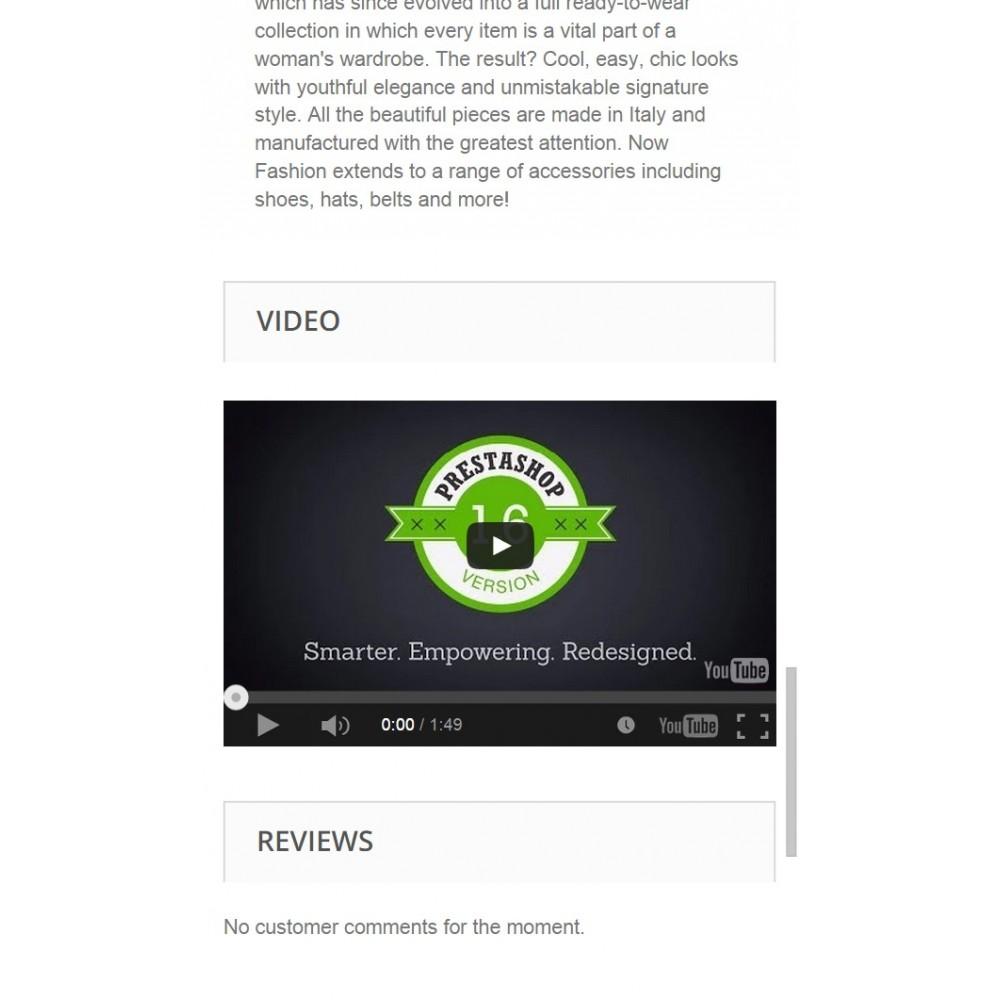 module - Vidéo & Musique - Pure Vidéo Produit - 3