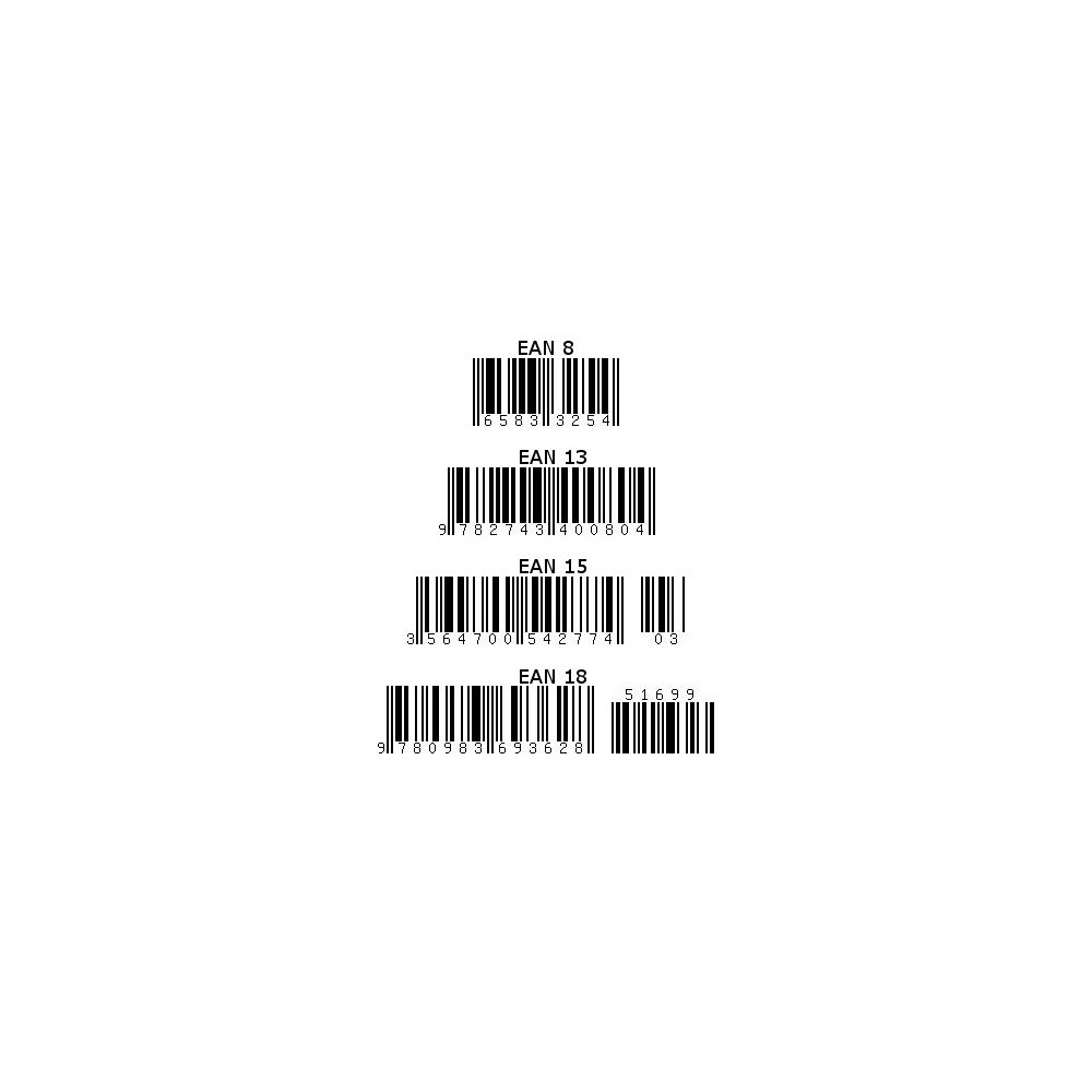 module - Preparation & Shipping - Barcode EAN 8, 13, 15, 18 - 1