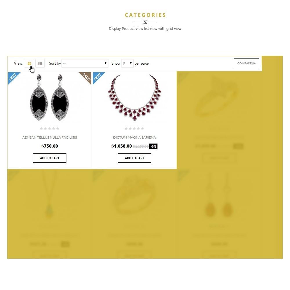 theme - Bellezza & Gioielli - Leo Express Jewelry - 3
