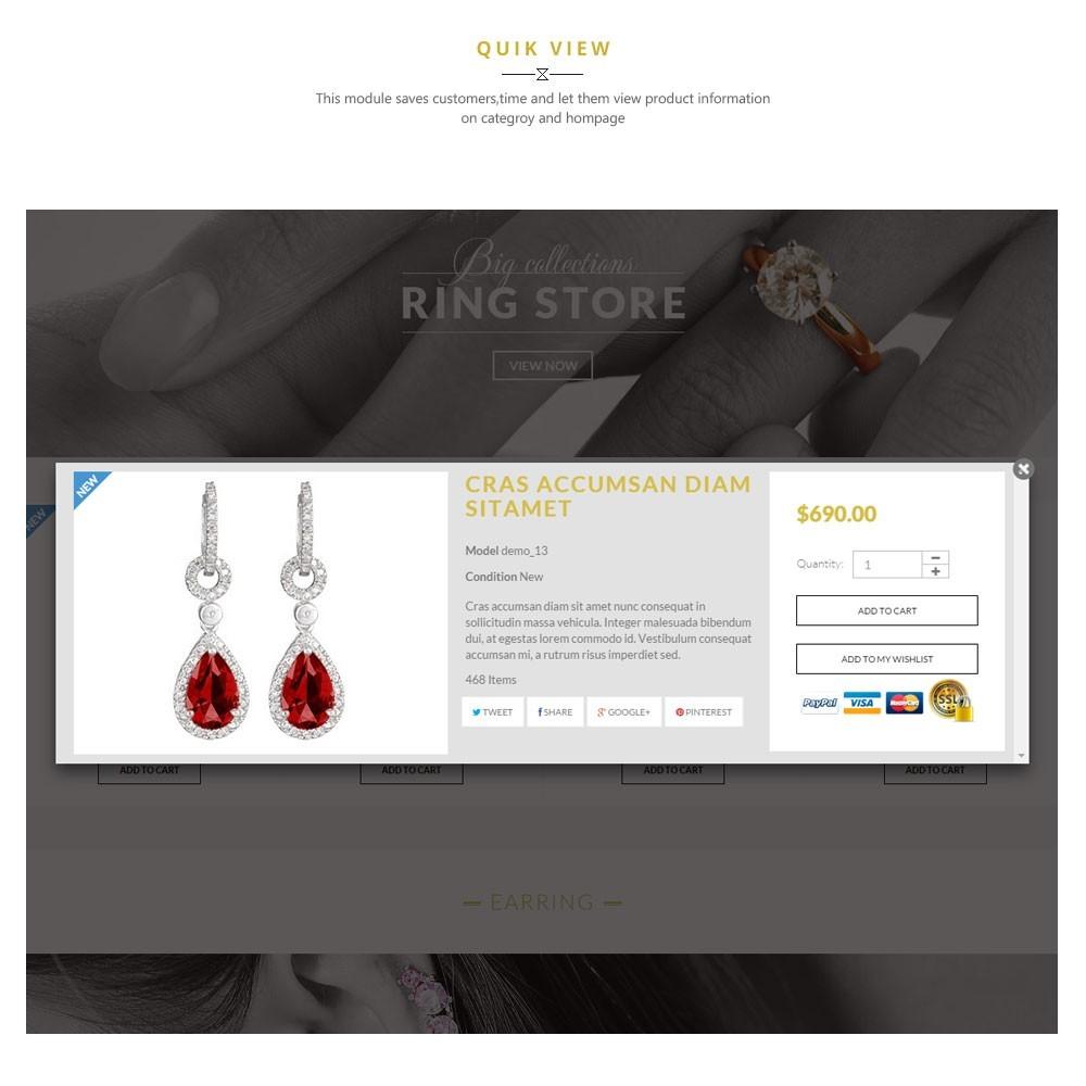 theme - Bellezza & Gioielli - Leo Express Jewelry - 4