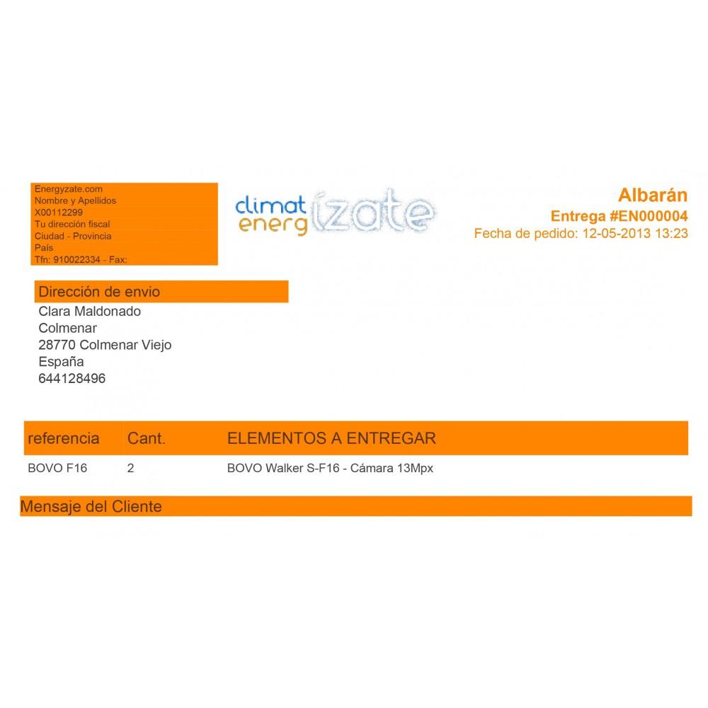 module - Contabilidad y Facturas - Factura personalizada - 2