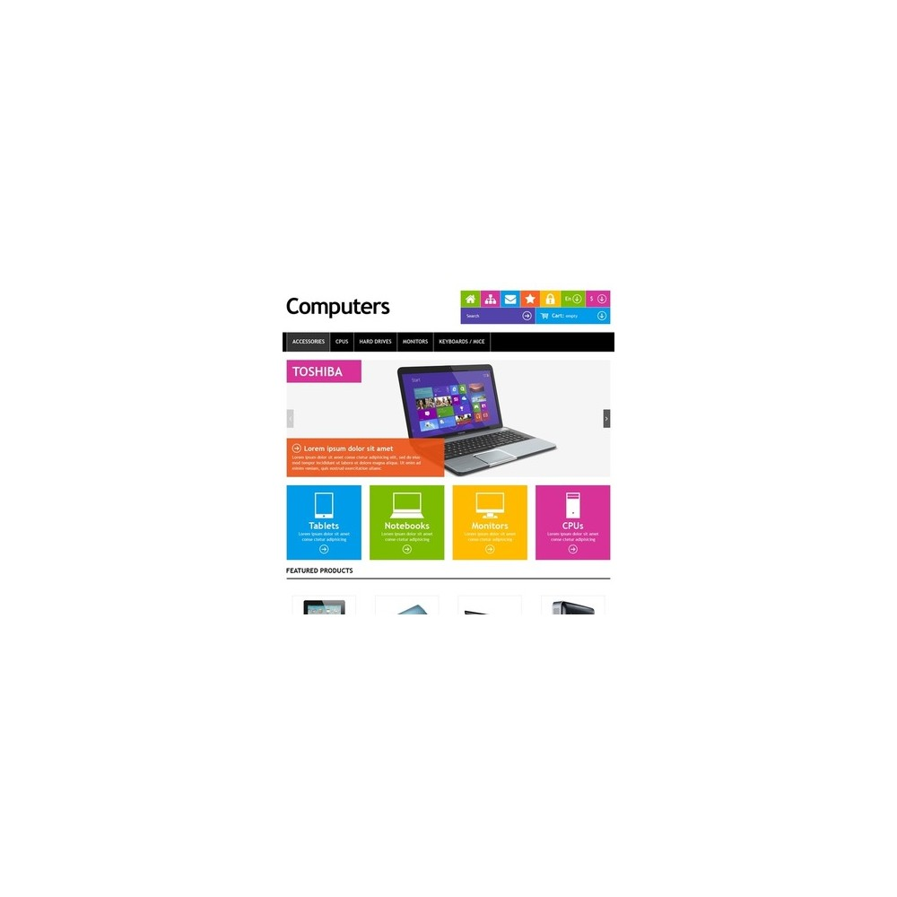 theme - Electronique & High Tech - Responsive Computers Store - 9