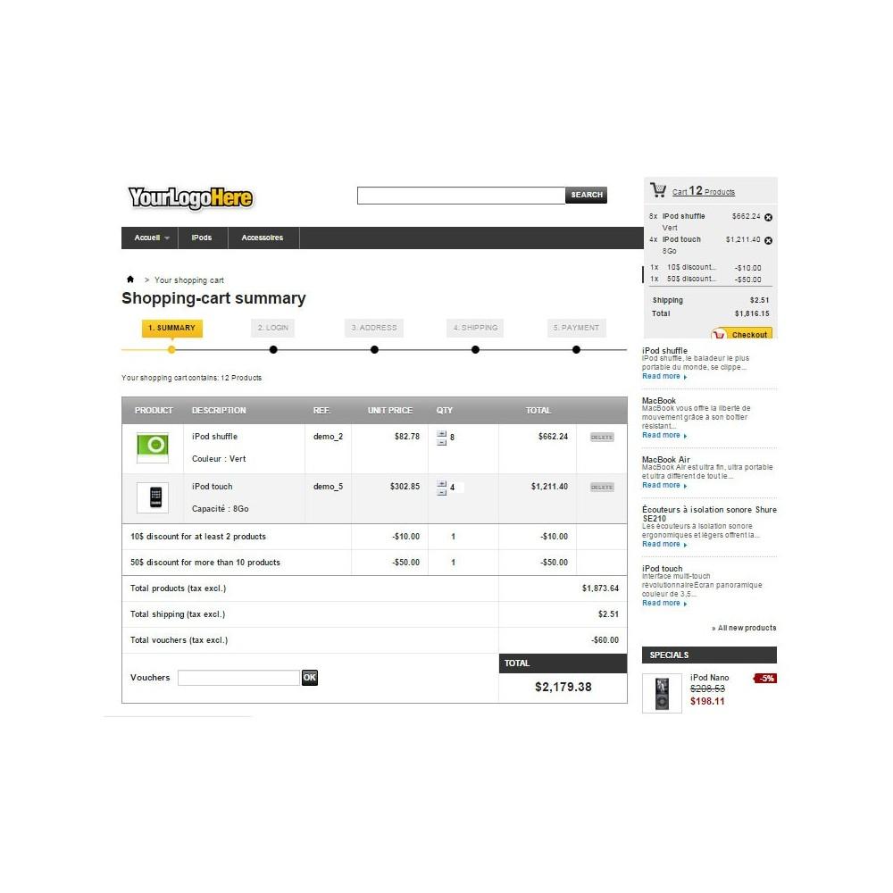 module - Promozioni & Regali - Promo Quantity Filter - 3