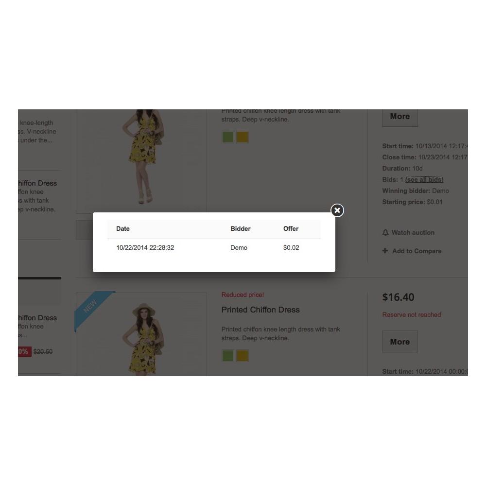 module - Zbuduj stronę aukcyjną - Auctions - 8