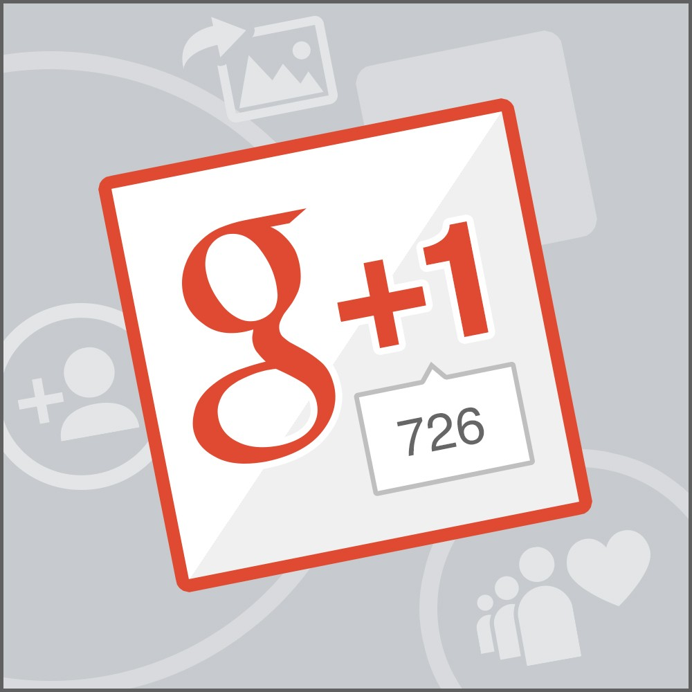module - Share Buttons & Comments - Google+ - 1